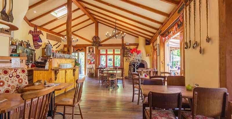 The Jester house cafe