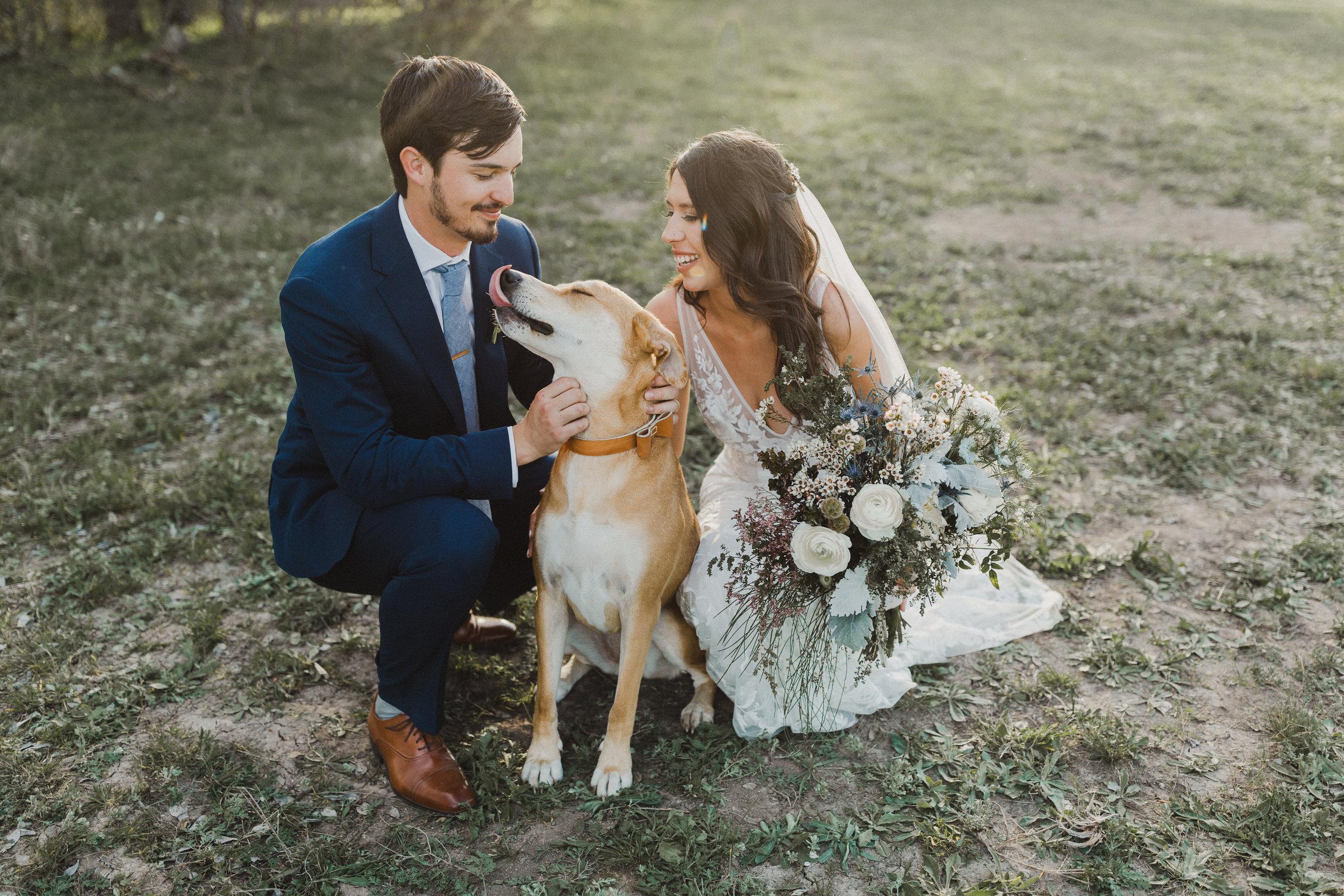 Julie & Daniel - Hondo, TX