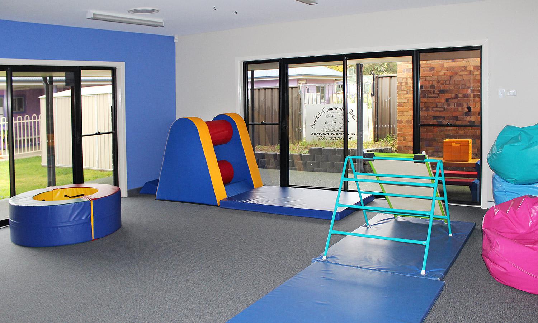 Sensory Gym at PEDAL