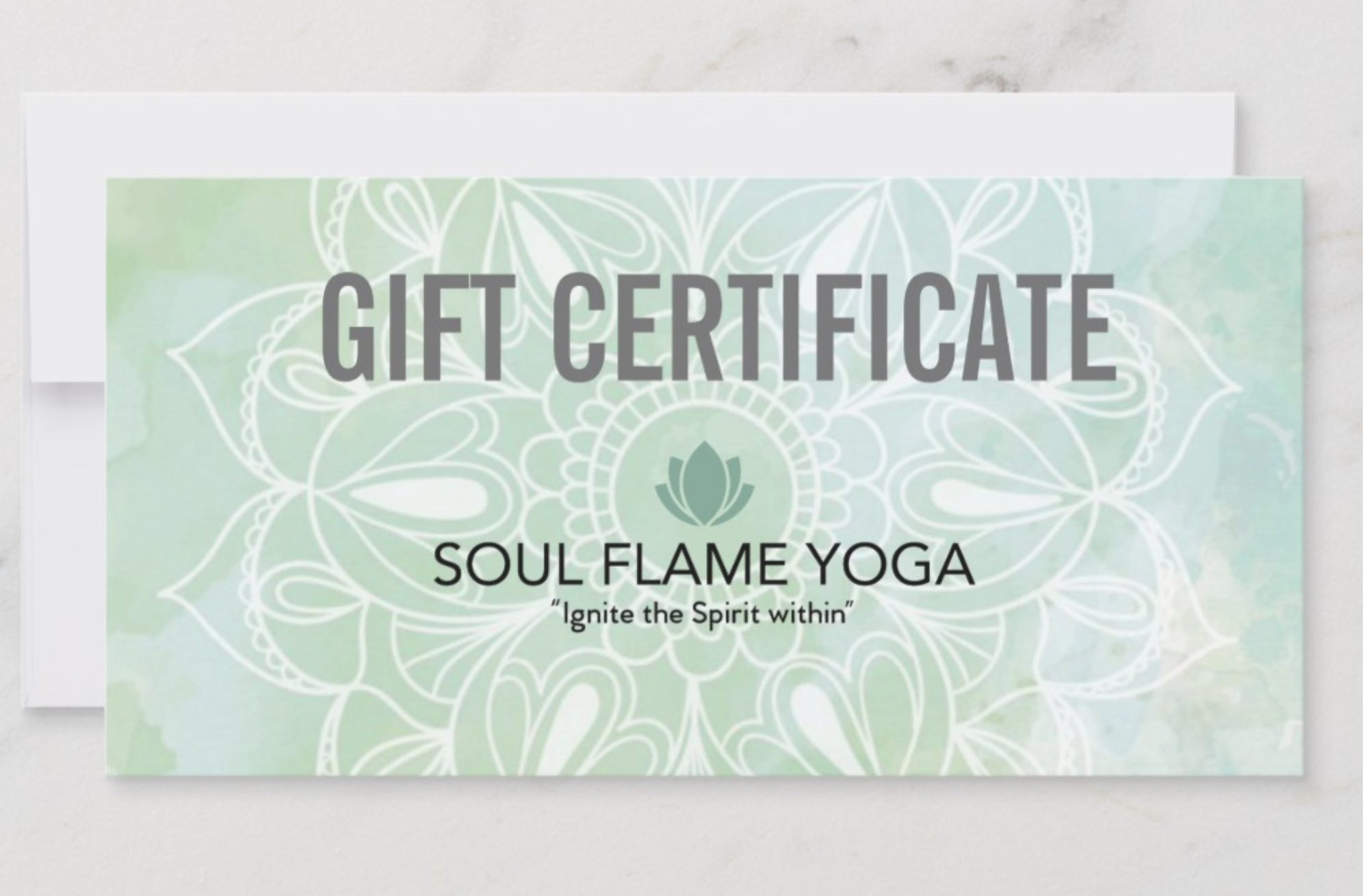 A GIFT FOR YOU! - We all know that one person in our life who loves YOGA… or could use some chill in their life! T his is your chance to give the gift that keeps on giving! Our Gift Certificate can be used for anything!! Meditation, Yoga or Workshops. You decide on the amount and apply to whatever suits!Purchasing a gift card is as easy as clicking on the link below.