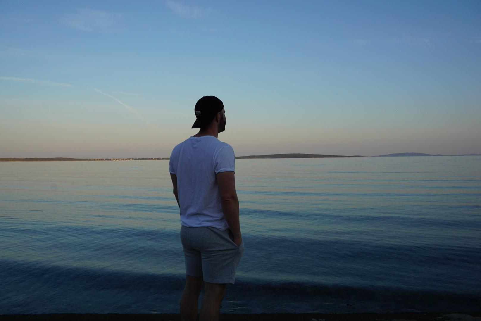 Steve and the slow sunrise