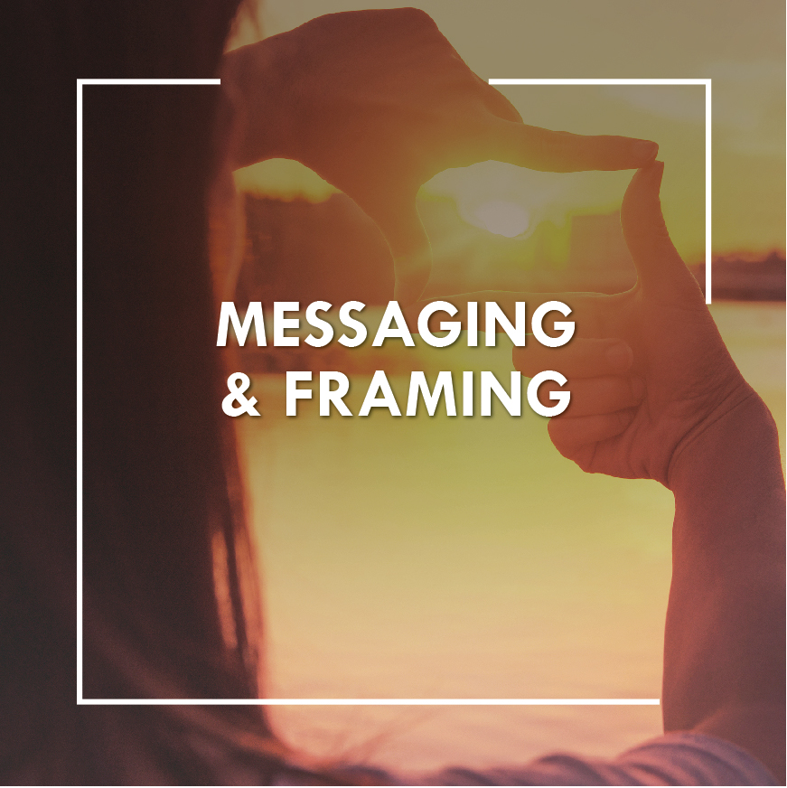 Messaging & framing