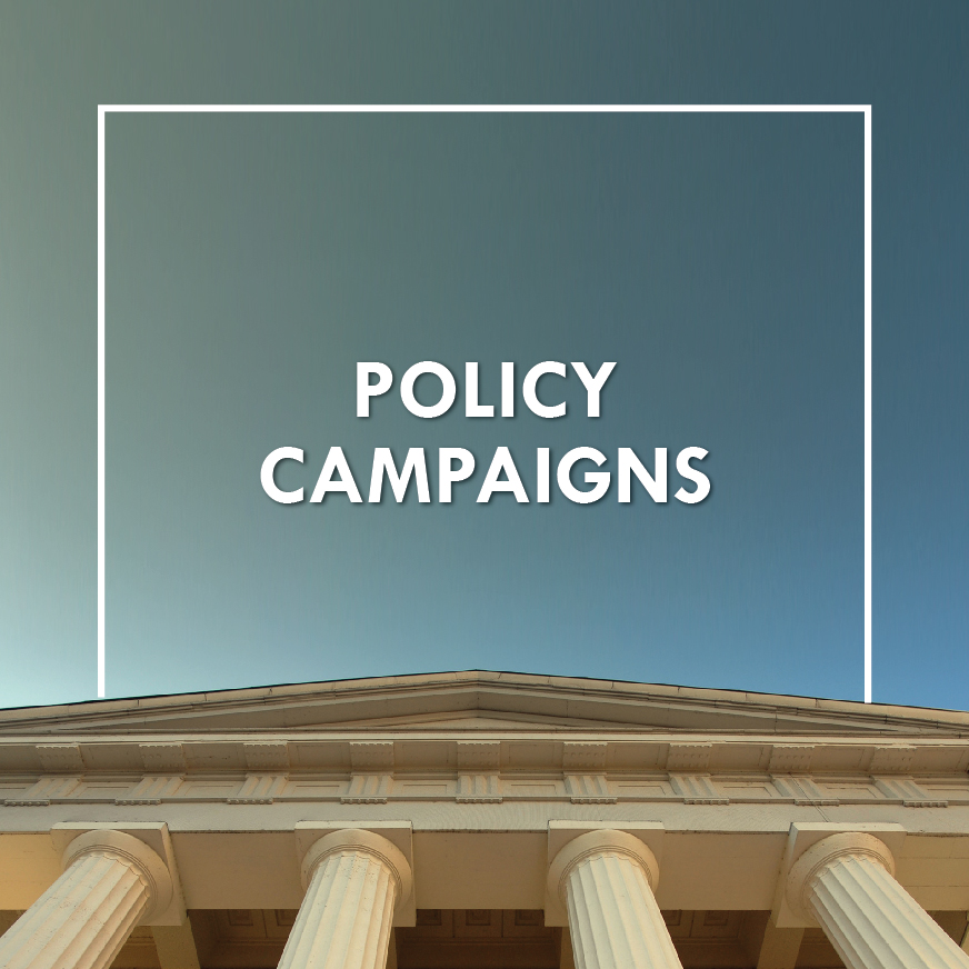 Policy Campaigns