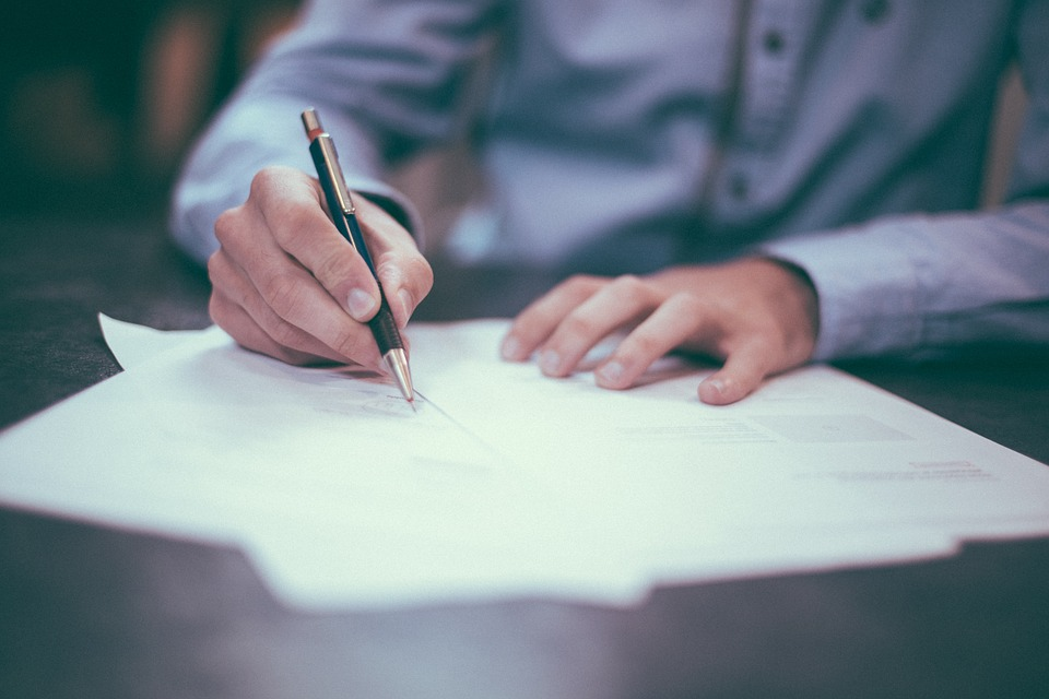 Did you sign a non-compete clause that prevents you from further employment?