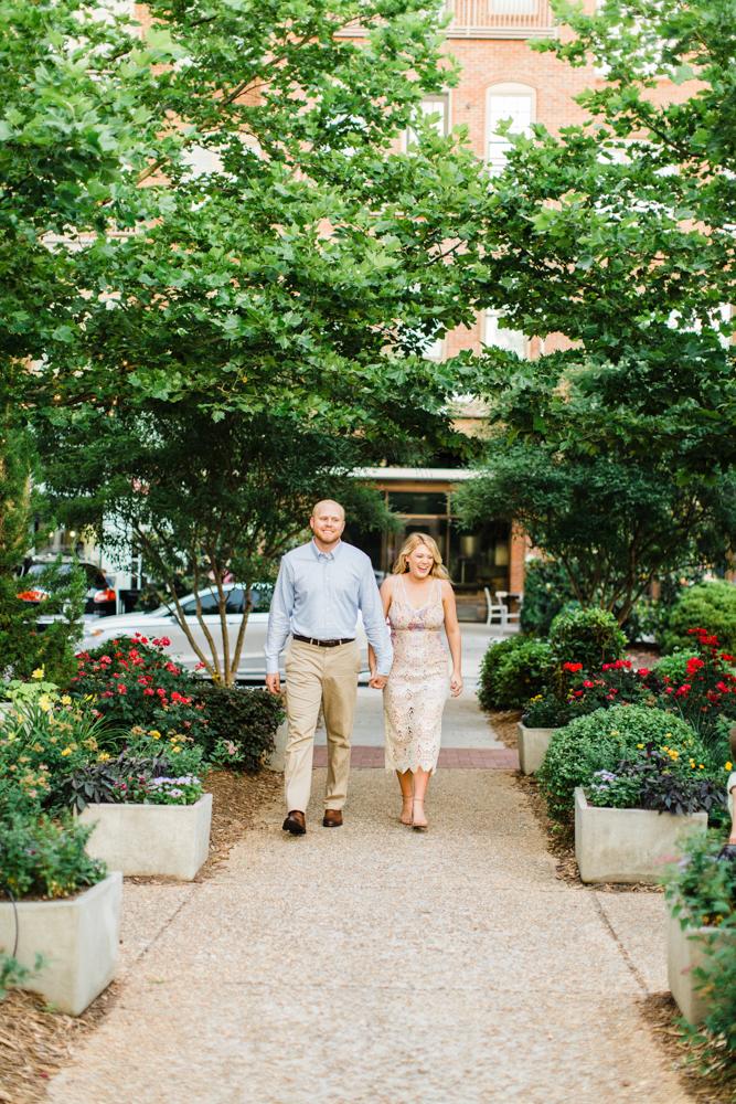 Four Corners Photography Madison and Matthew Engagement Session Atlanta Wedding Photographer Barnsley Gardens Wedding Best Atlanta Wedding Photographer