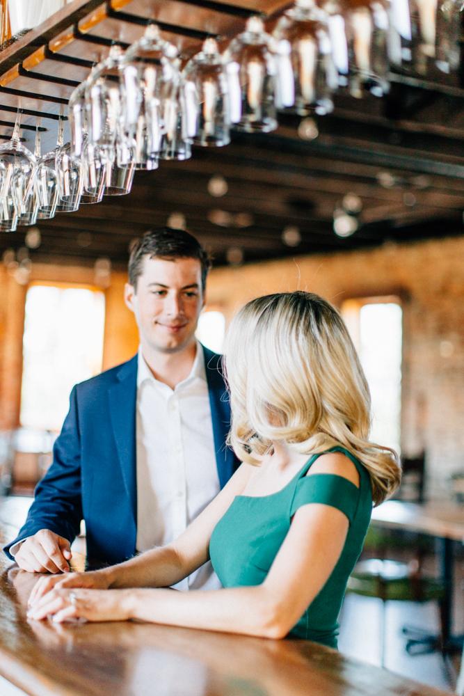 Four Corners Photography Atlanta Engagement Session Samantha and Dane southbound engagement session southbound wedding photos southbound wedding photographer