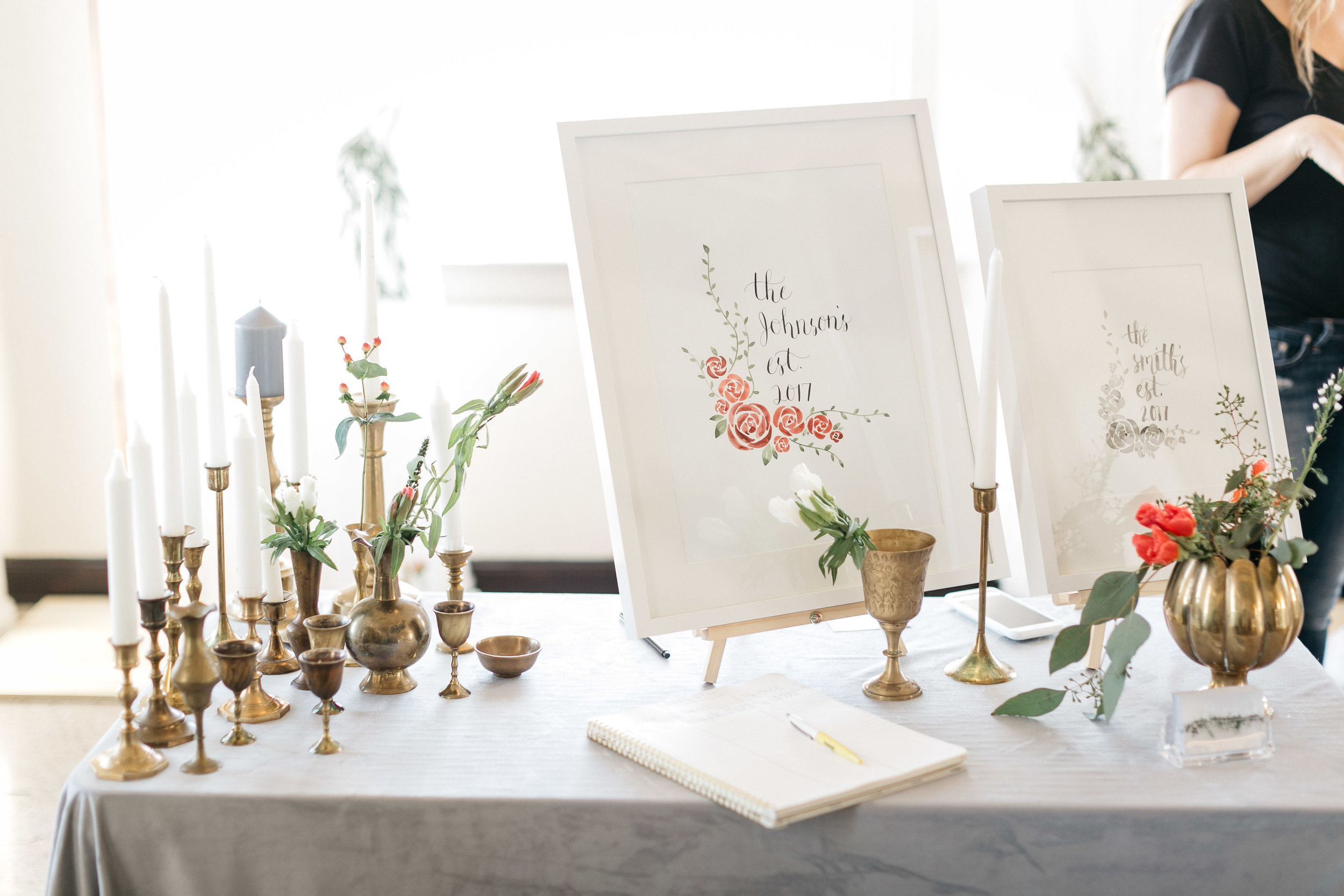 event:  the swoon event   photo:  beckley & co   design:  tiana mae designs