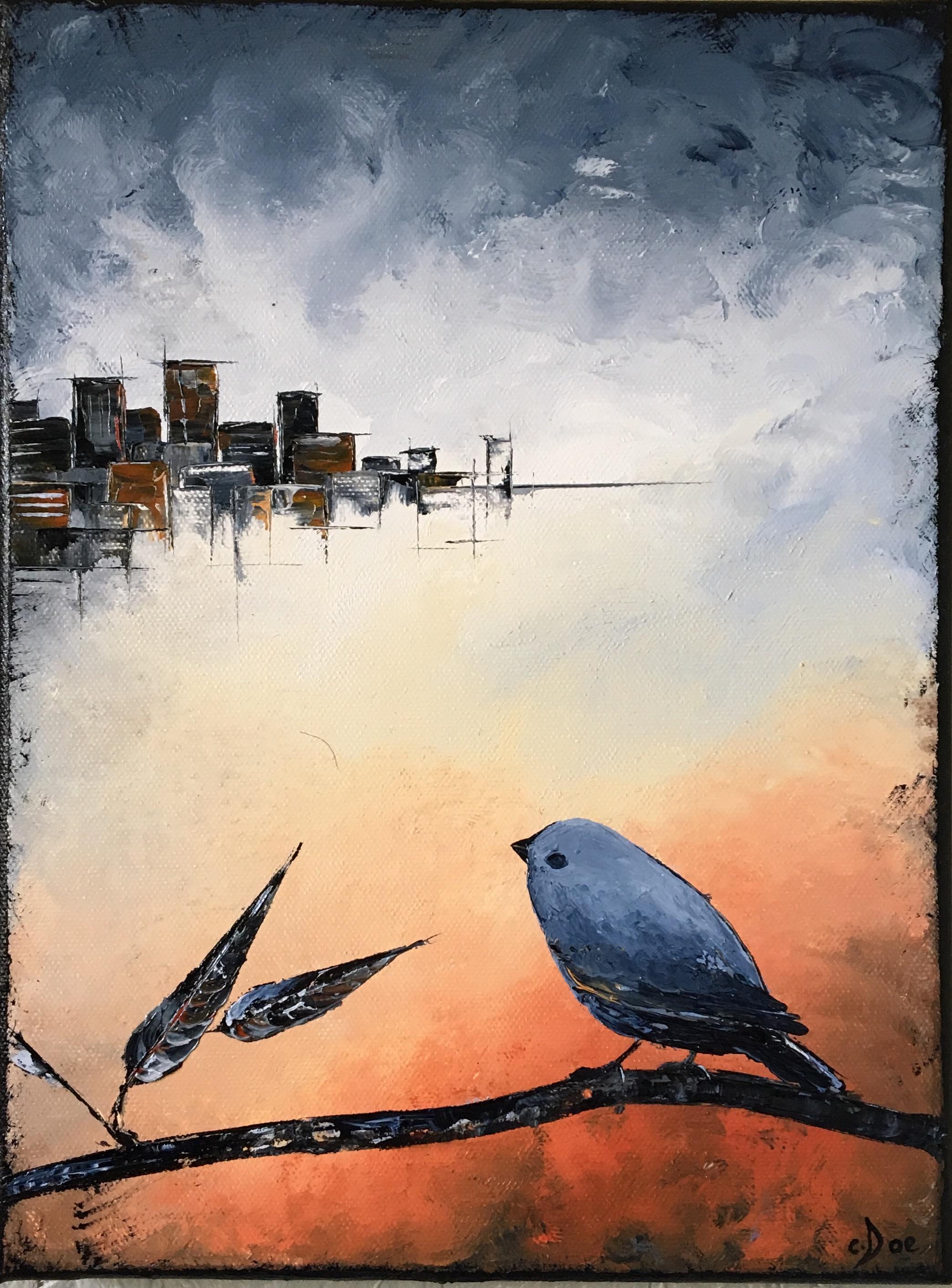 Little Blue Bird. City.jpg