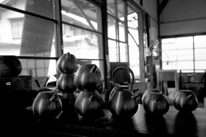 Kukan Chuzo factory ©2013  Tohoku standard project.