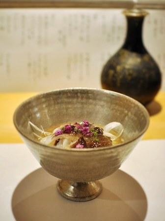 raised bowl by naoji tanii (via  sousou )