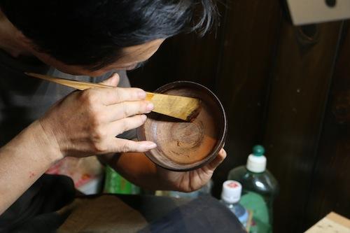Wajima artisan via  coinaca