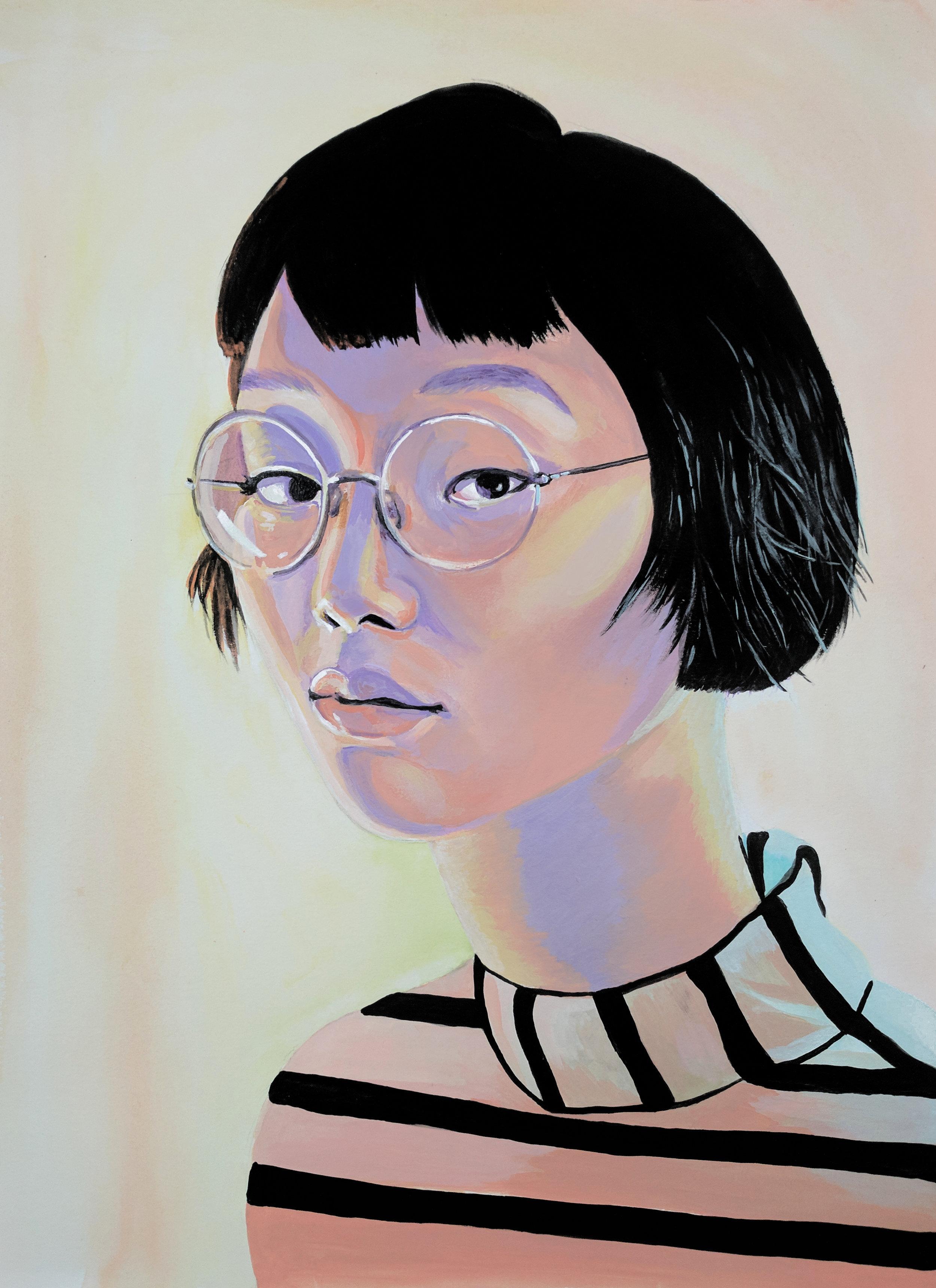 Artist Christine Sun Kim