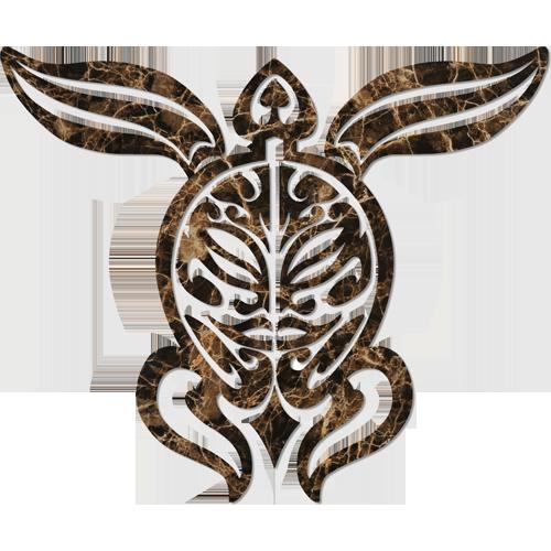 Tribal Turtle (Emperador)