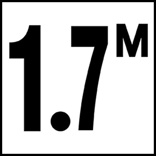 Smooth: DM41-522 Non-Skid: DM42-522