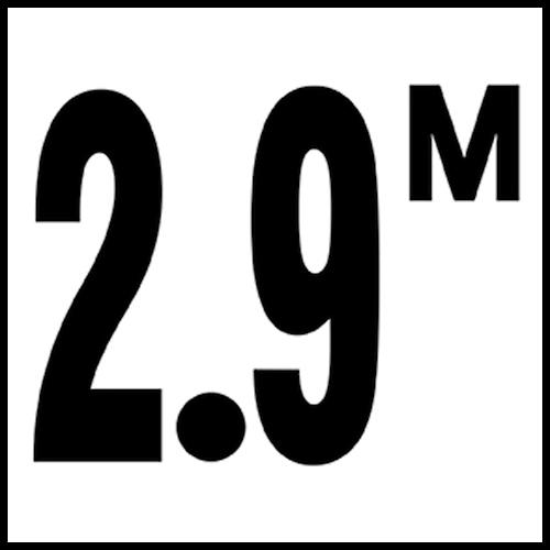 Smooth: DM41-532 Non-Skid: DM42-532
