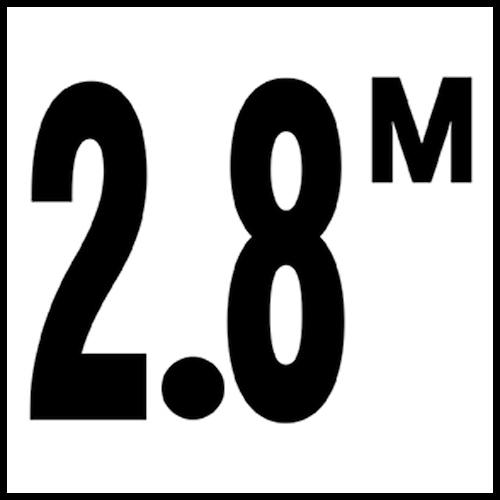 Smooth: DM41-531 Non-Skid: DM42-531