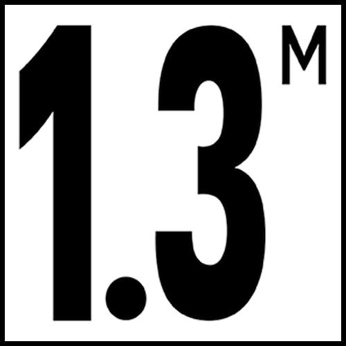 Smooth: DM51-518 Non-Skid: DM52-518