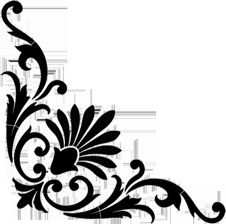 Baroque Corner Scroll Black.png