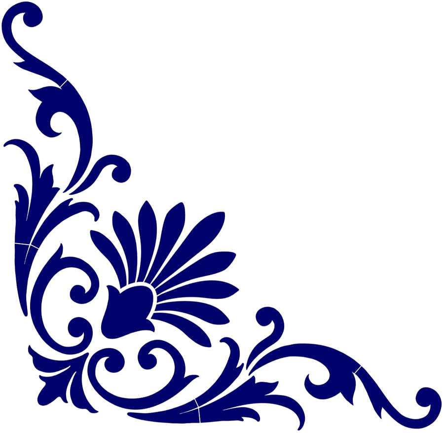 Baroque Corner Scroll Blue.png