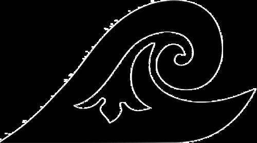 Wave Step Markers (Black)