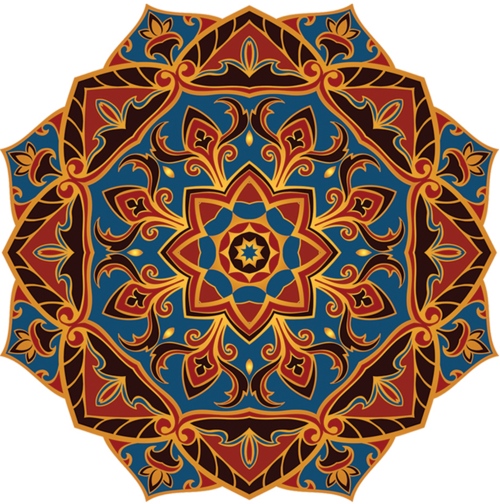 Mystic Voyage Mandala