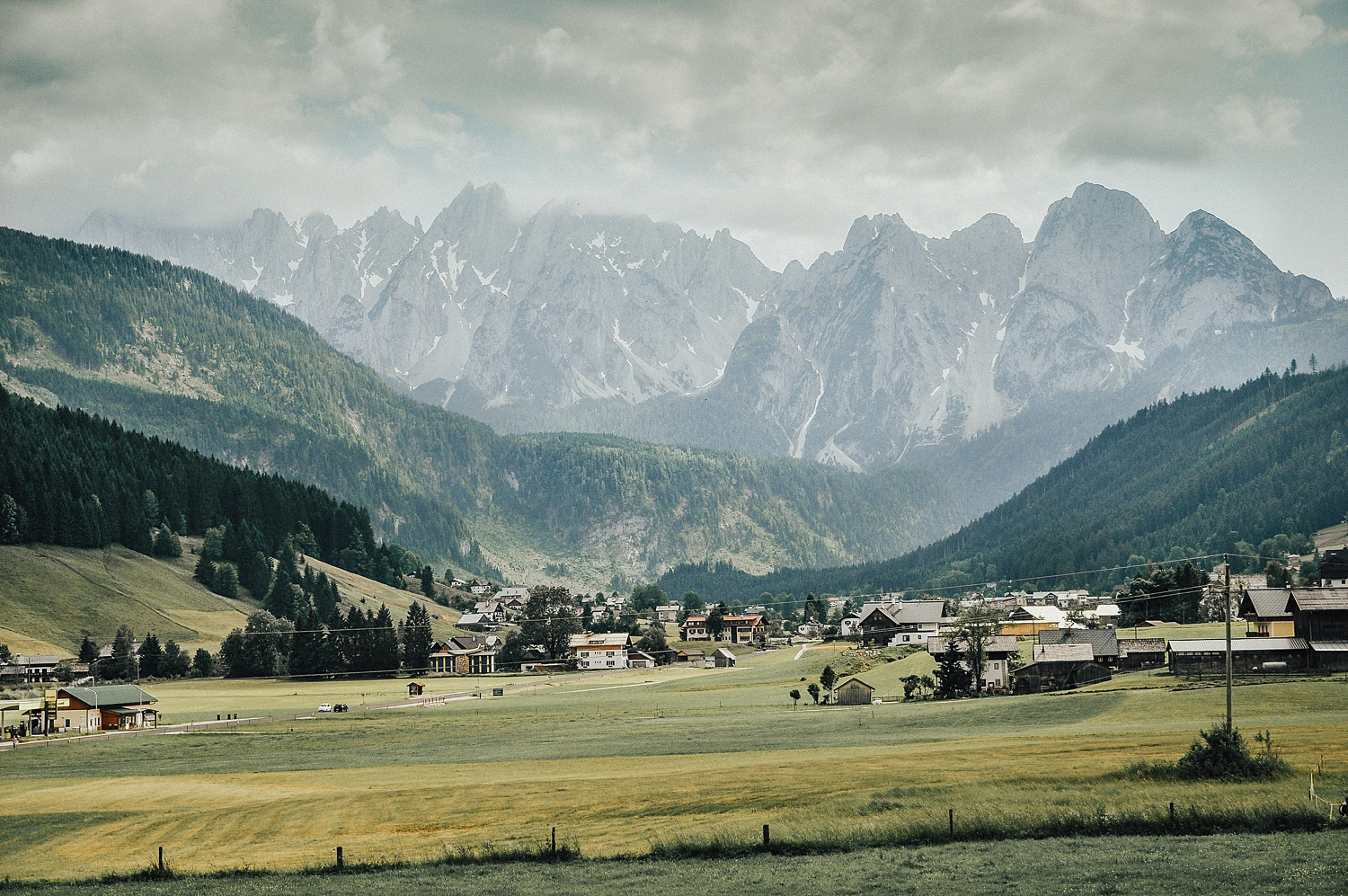 """THE ALPS  Calling all hikers: Switzerland and Italy are my top recommendations if you're anything like me and always answer """"mountains"""" instead of """"beaches."""" And hey! - If you also like beaches, Italy's got that too. :)"""