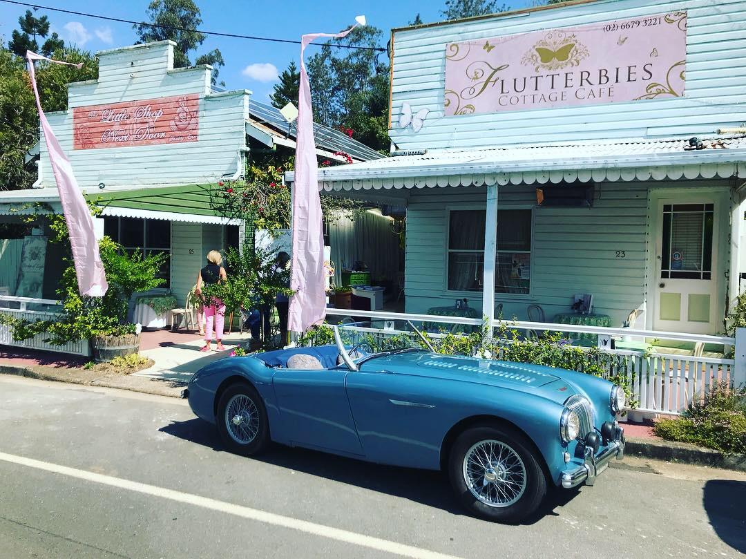 blue car front cafe web.JPG