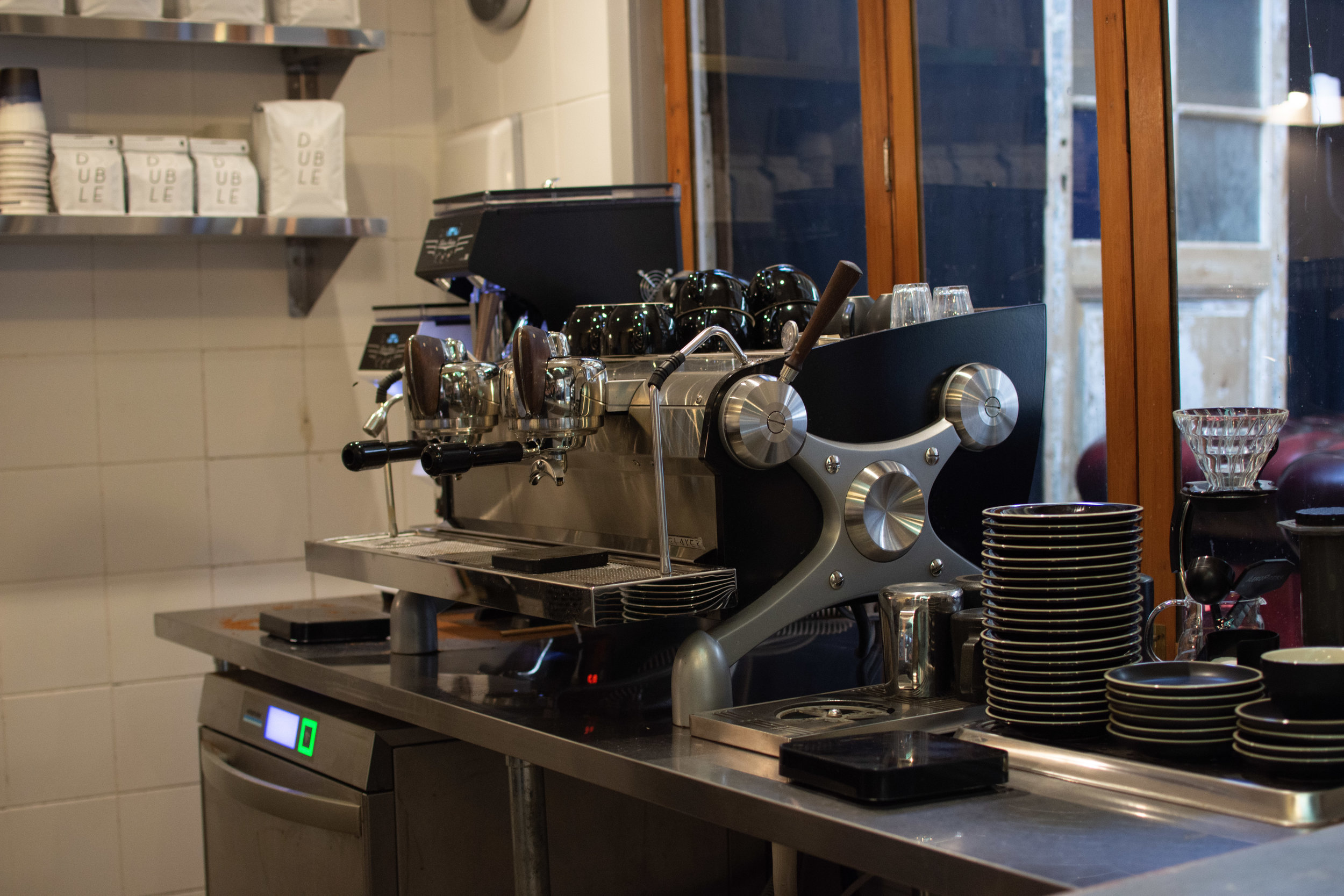 The Slayer Coffee Machine is the creme de la creme of coffee machines & help deliver every cup of excellence!