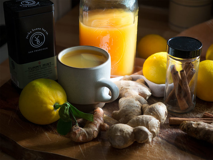 Magic Golden Wellness Tea