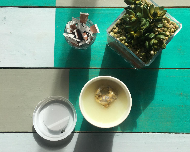 Chamomile Tea at Boka in Kenmare
