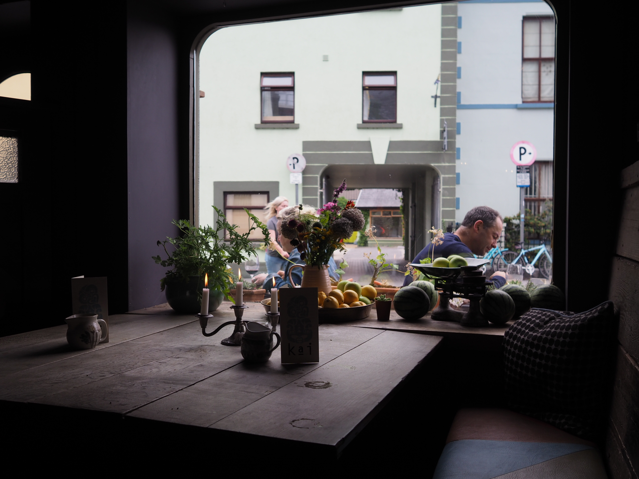 Lunch at Kai in Galway - Photo by Chris Behrendt
