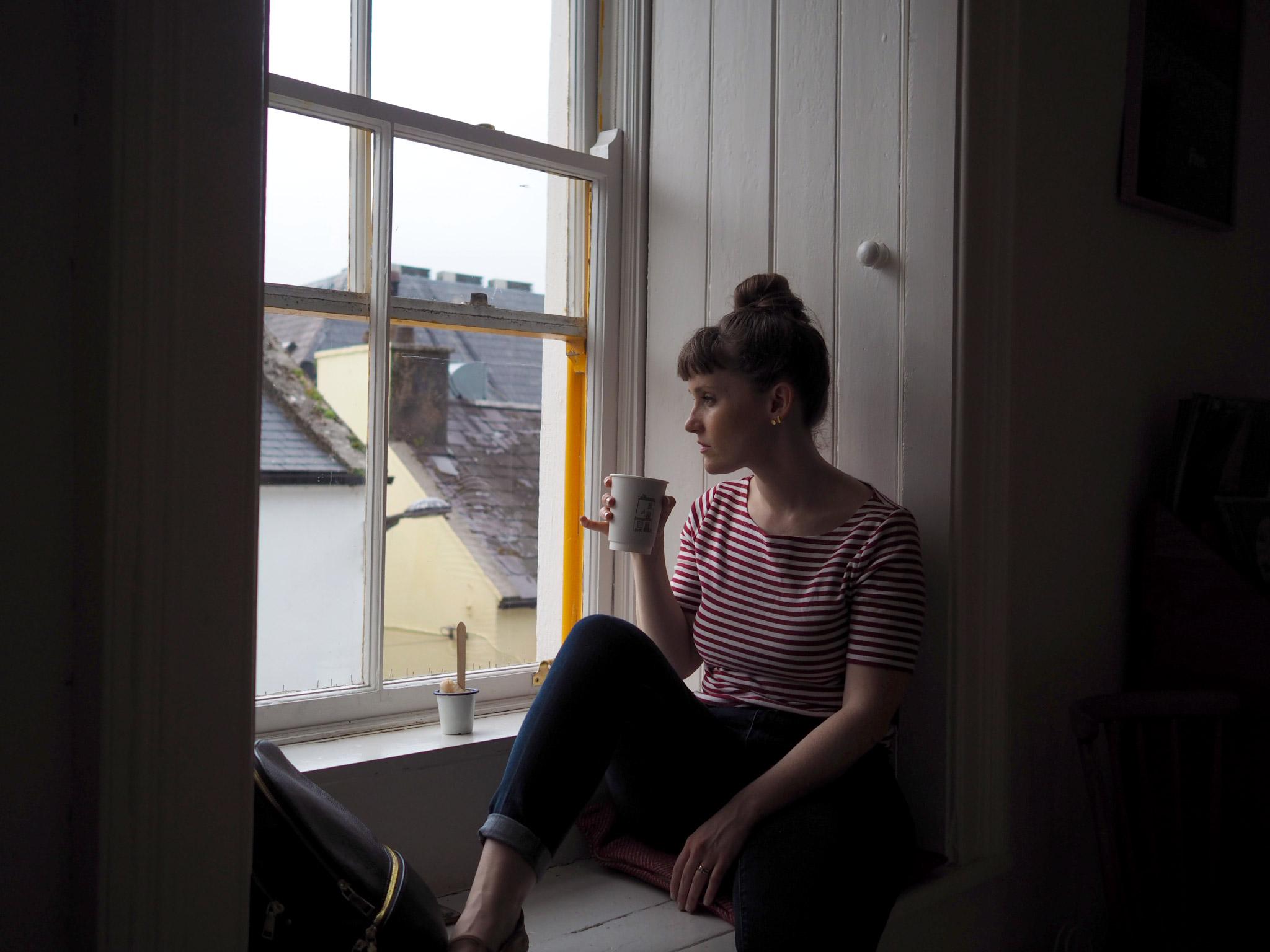 Tea and coffee at Coffeewerk + Press in Galway