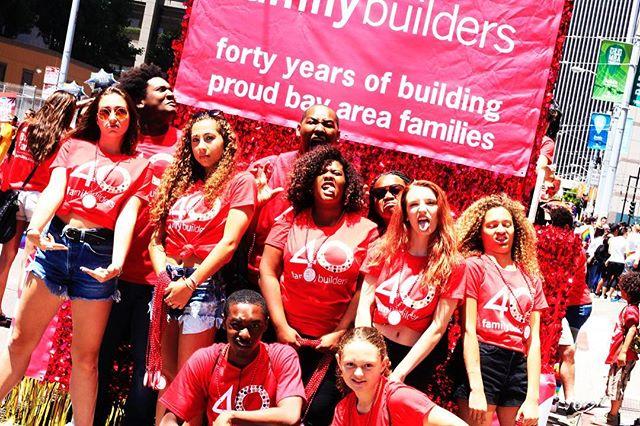 #FutureShock #sfpride2016 #CultureShockOakland #ShockFamily #SfPride #Pride #Pride2016 📸: @commonknowledgefilms