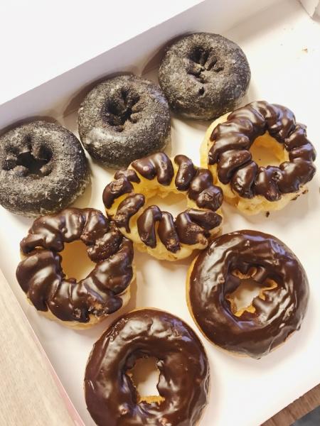 R.I.P. office doughnuts