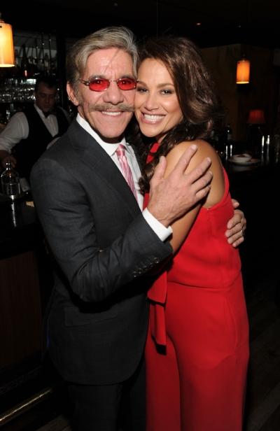 Geraldo Rivera and wife Erica