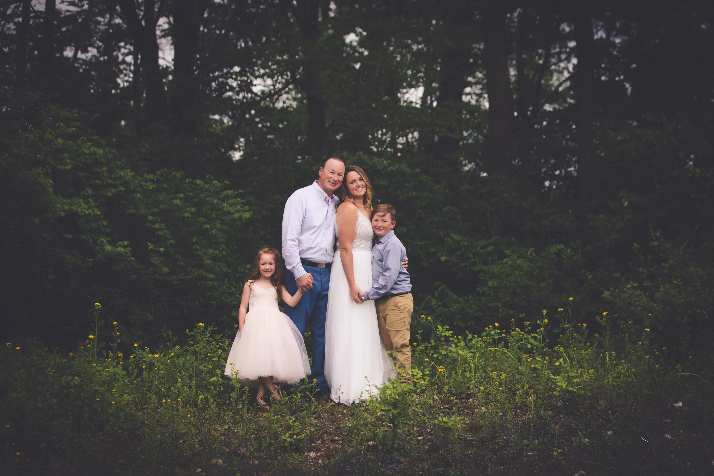 Yes! This family won their session during a Give Away!