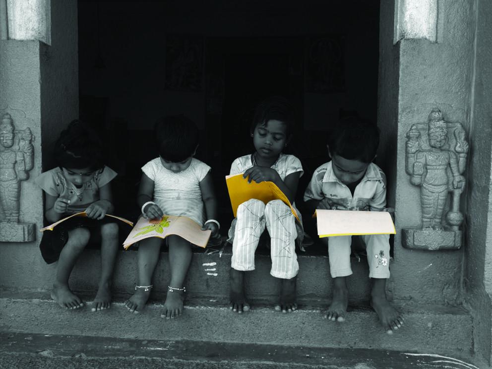 Photo Credits:  Pratham Books