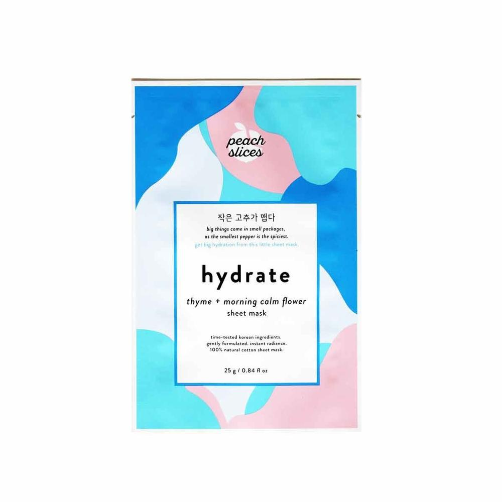 Hydrate Mask by Peach Slices, $3