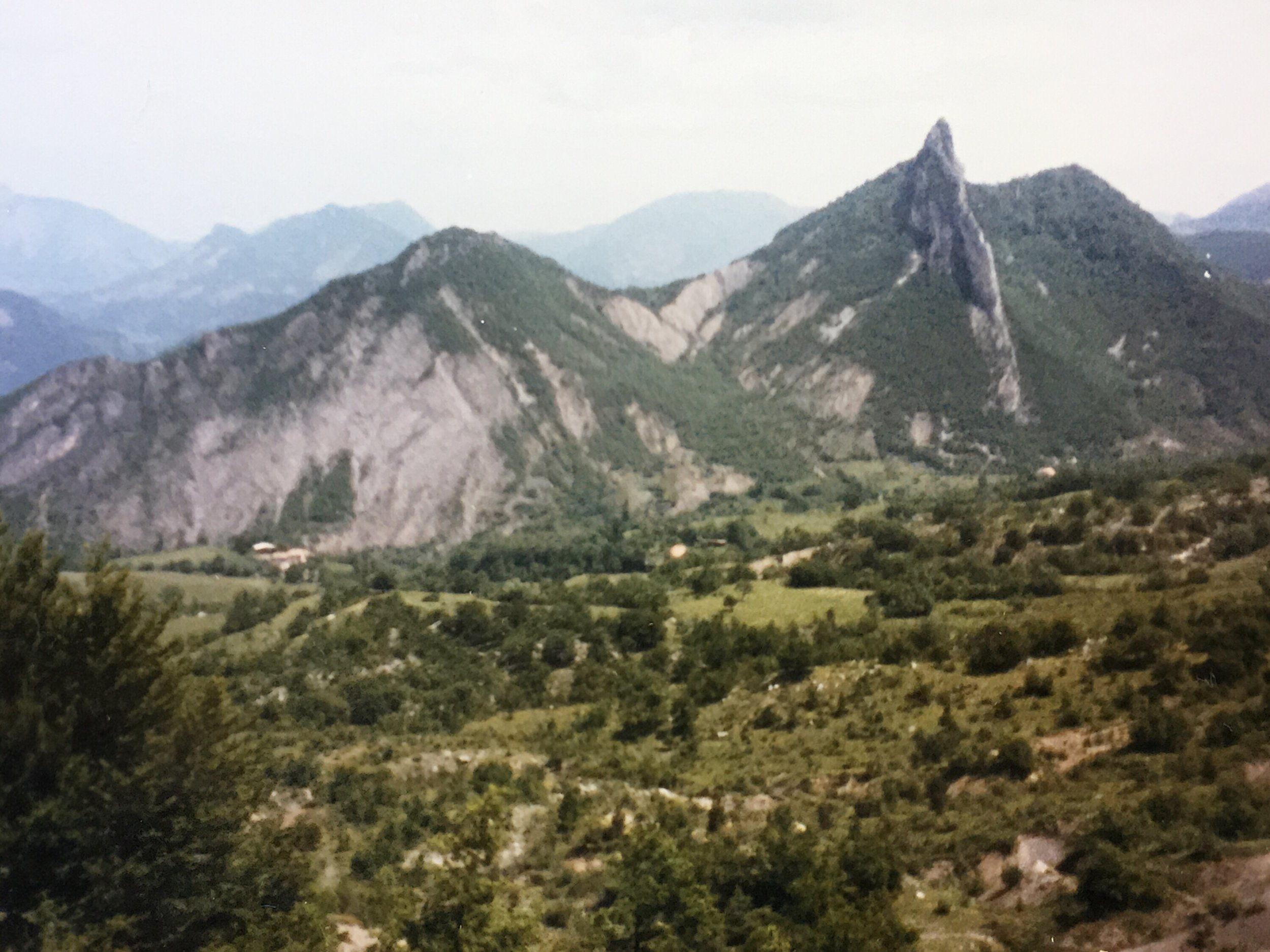 View near MontMorin