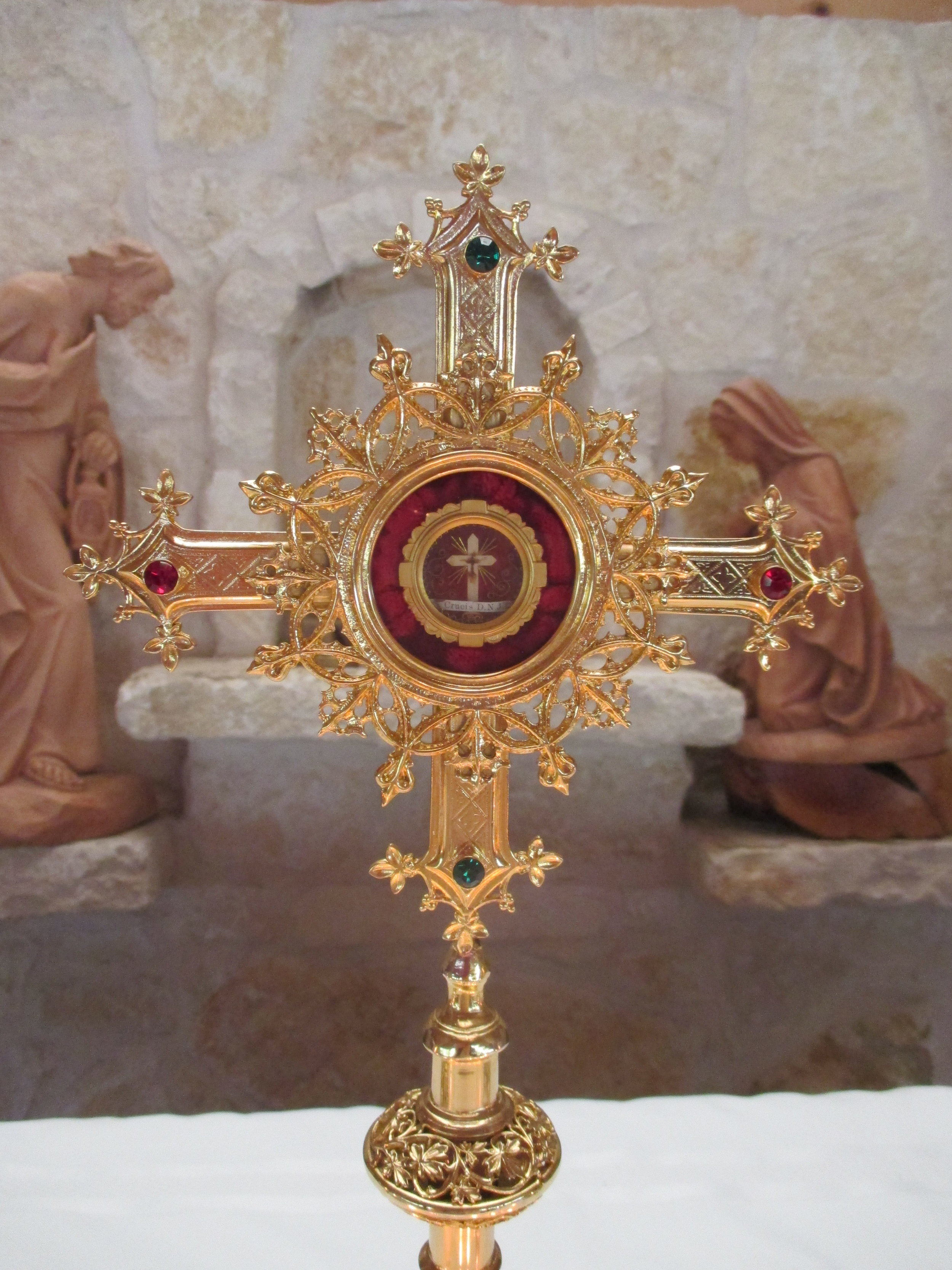 #web #cal prayer for healing relic of true cross.JPG