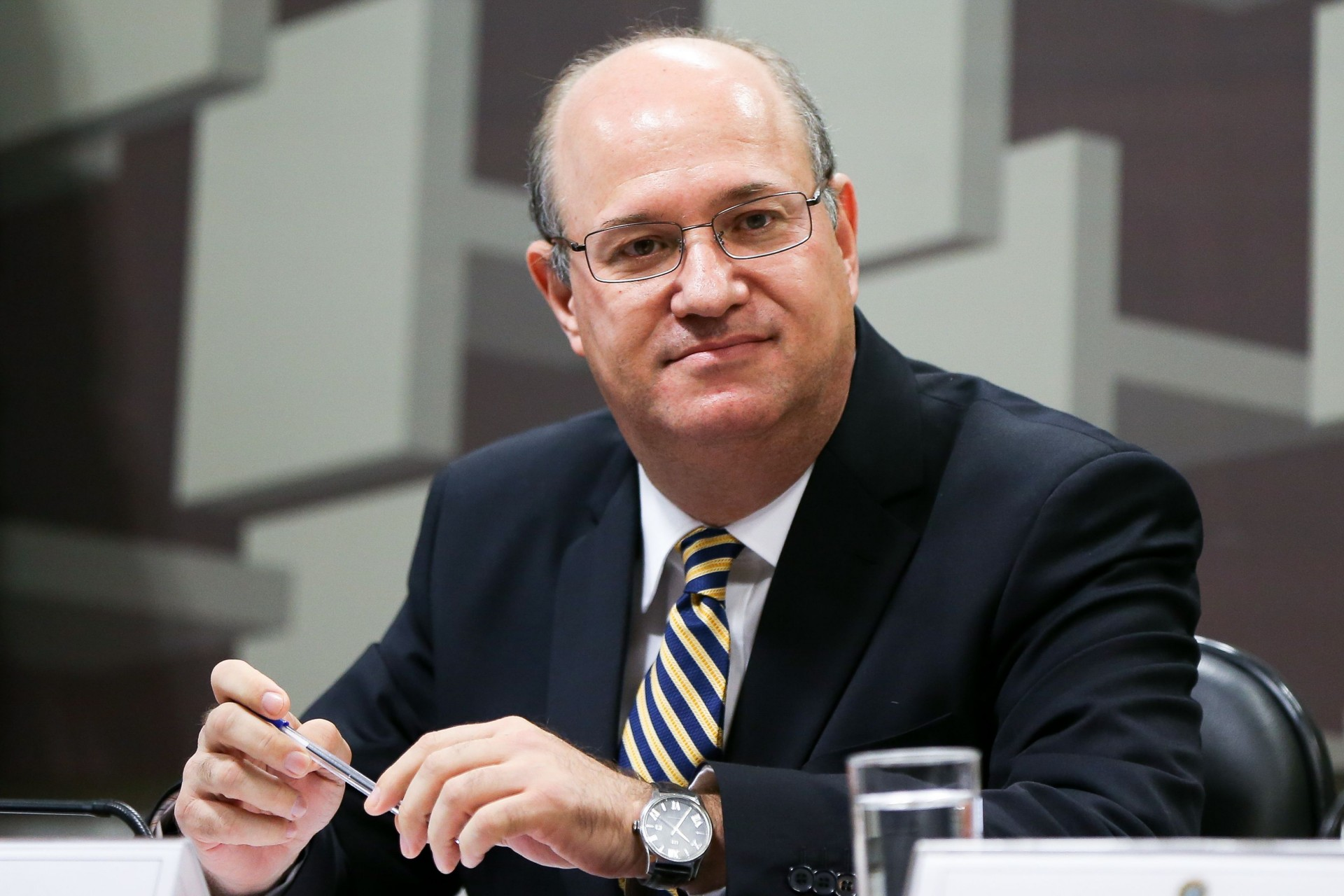 The new Governor of the Central Bank of Brazil - Ilan Goldfajn