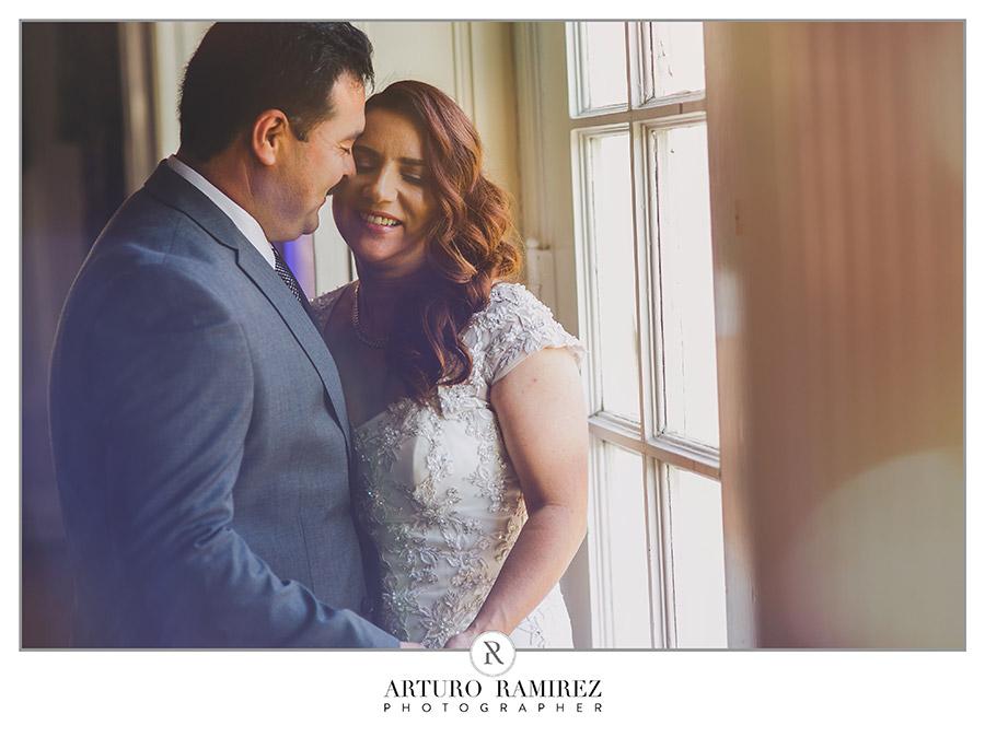 Historic 512 Fort Worth wedding