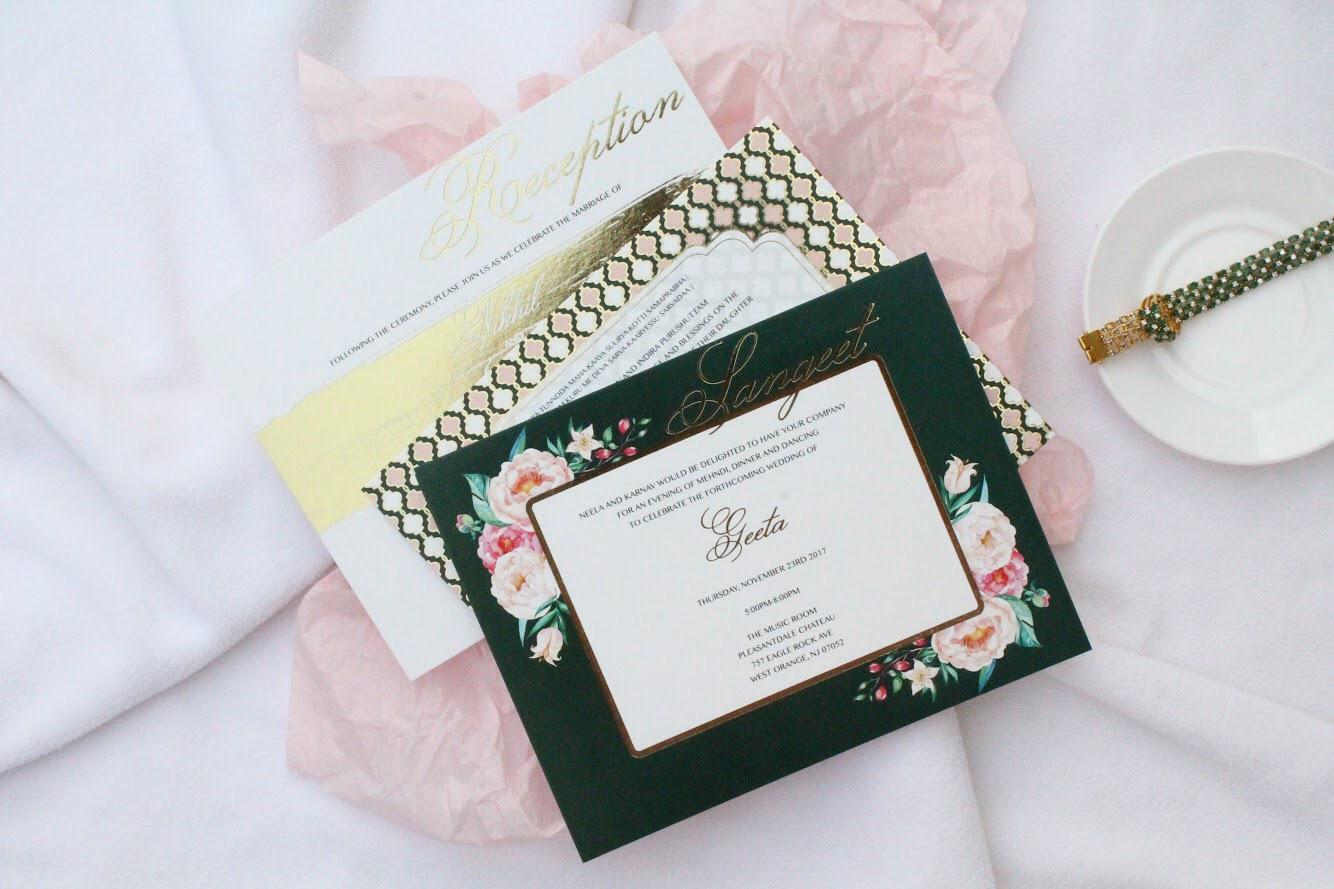 Graphic Design Studio Specializing In Wedding Invitations