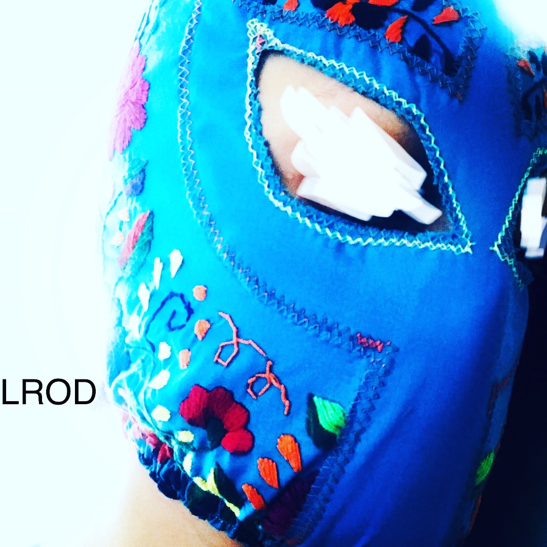 "Mask 9: ""Puebla"" Final Project. -"
