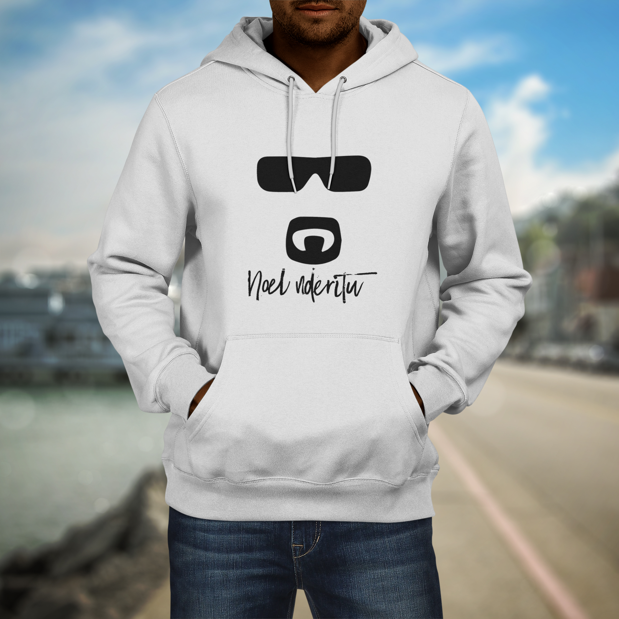 Hoodies @ KSH. 2,000 (Available in BLACK AND WHITE)