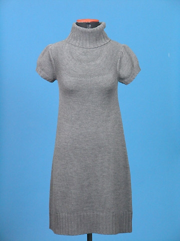 FP-123 Wool knitted dress