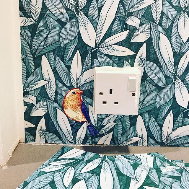 A little bird hiding in the corner. @globalgradshow @dubaidesignweek #ggs2017