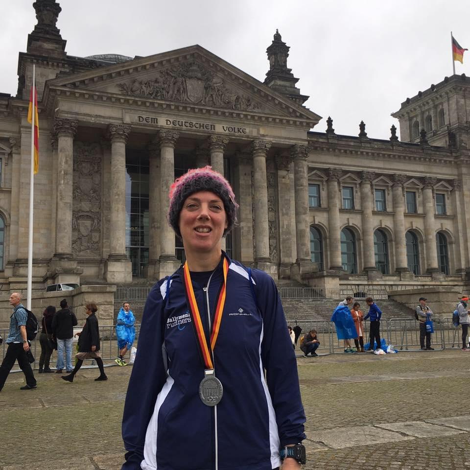 Eleanor 'Elle' Forrest in Berlin