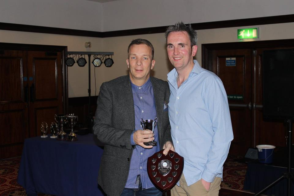 Mark Alexander - Club Person of the Year