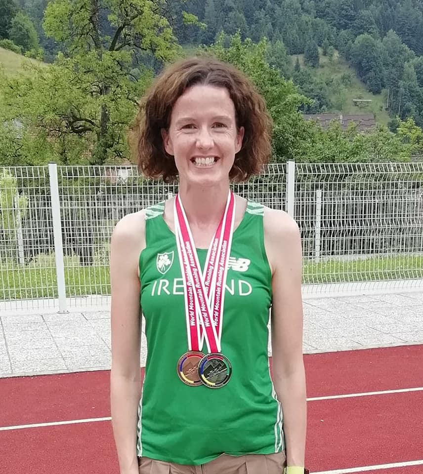 Gillian Wasson claims world bronze in Slovenia